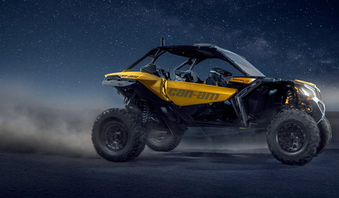 Квадроцикл BRP Can-Am OUTLANDER MAX XT 570