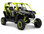 2015 MAVERICK MAX 1000 X DS DPS TURBO CARBON