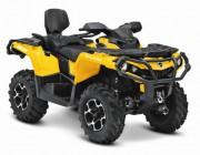 2015 OUTLANDER MAX 650 XT
