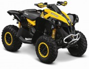 2015 RENEGADE 800 XXC BLACK/YELLOW