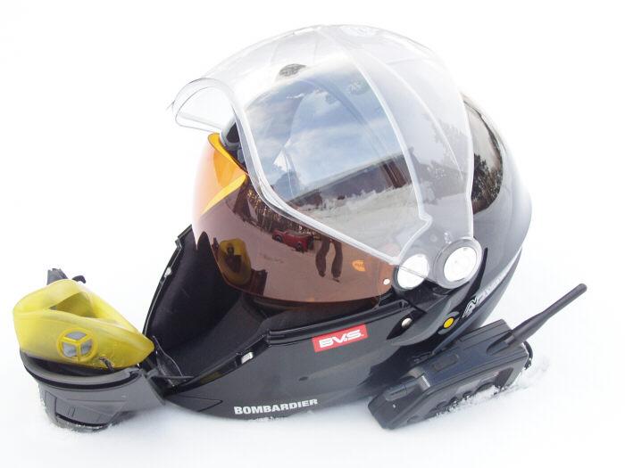 Шлем для снегохода BRP BV2S