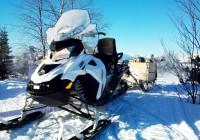 Склизы на снегоход