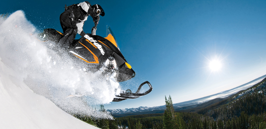 Лучший снегоход для экстрима купить