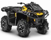 2015 OUTLANDER 650 X MR