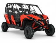 2016 Maverick MAX DPS 1000R Can-Am Red_3-4 front