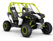 2016_maverick_x_ds_1000r_black_white_-_manta_green_3-4_front