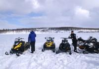 Двигатели для снегоходов