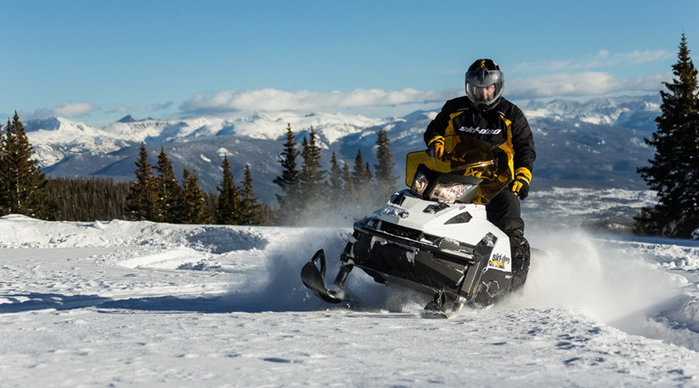 Экипировка для снегоходов BRP. Ski-Doo