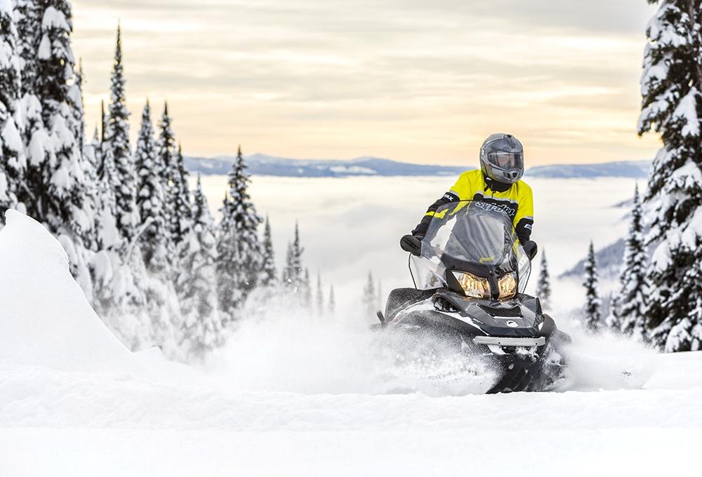 Как снизить расход топлива снегохода