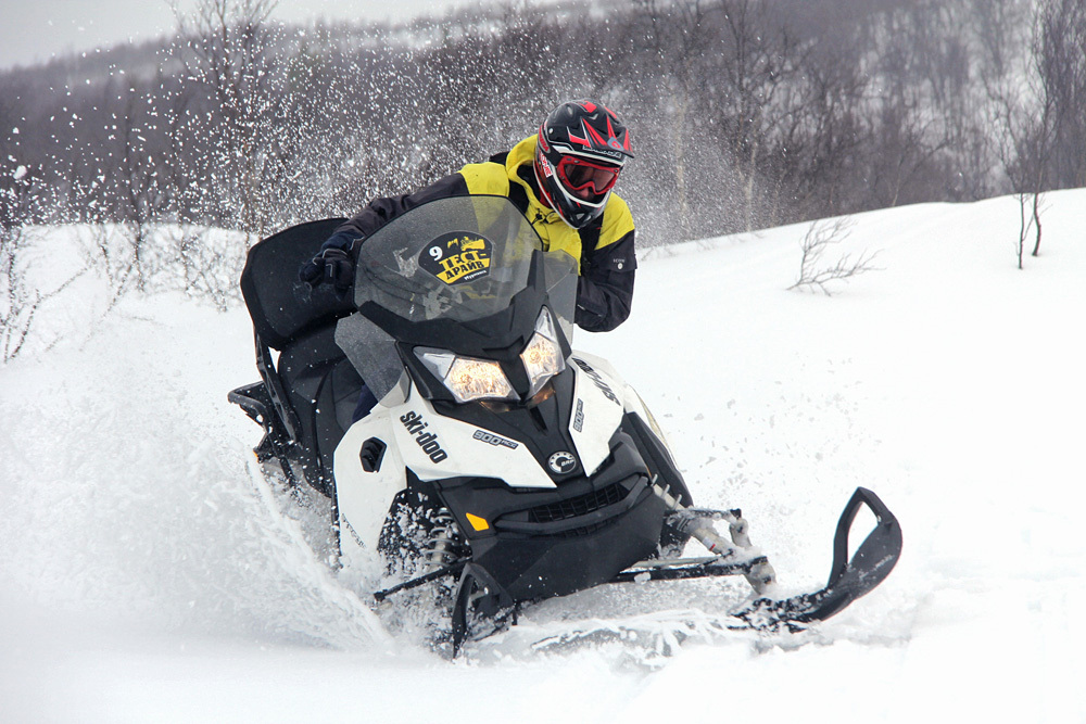 Лучшие снегоходы в России