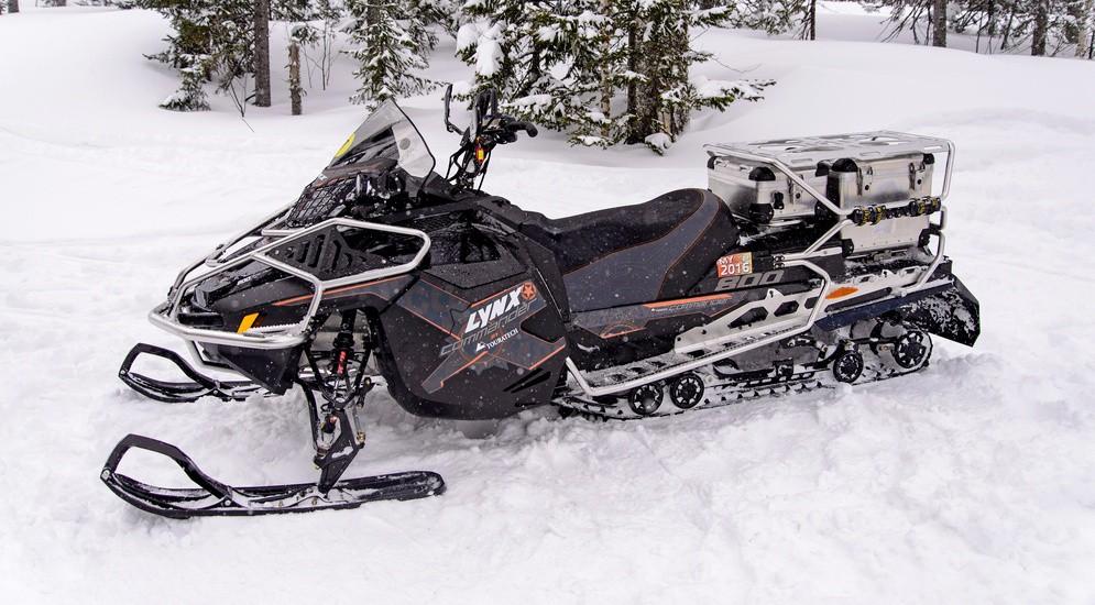 Официальный сервис снегоходов
