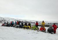 Снегоходы в России