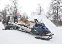 Нужен ли снегоход