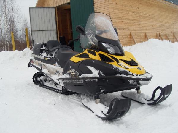 Снегоходы Скидо цены