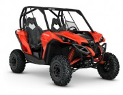 2016 Maverick DPS 1000R Can-Am Red_3-4 front
