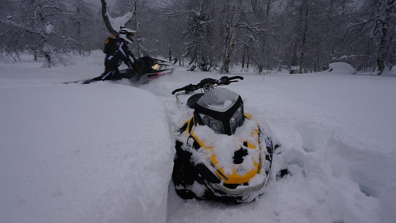 Эксплуатация снегохода инструкция