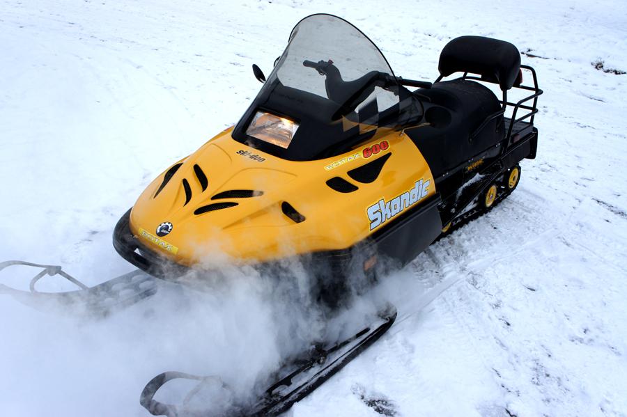 Купить двигатель для снегохода