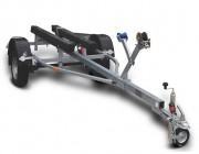 Прицеп для перевозки гидроцикла, лодки 82944С Исполнение Ёрш 4,7-750 рес