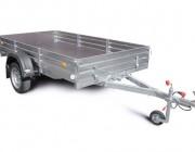 Прицеп для перевозки мотоциклов и ATV МЗСА 817703.001-05