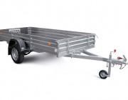 Прицеп для транспортировки снегоходов и другой мототехники МЗСА 817711.001-05