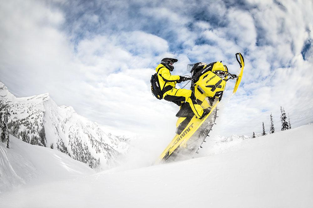 Экстремальные туры на снегоходах
