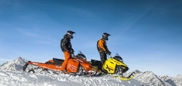 Продажа запчастей для снегоходов BRP