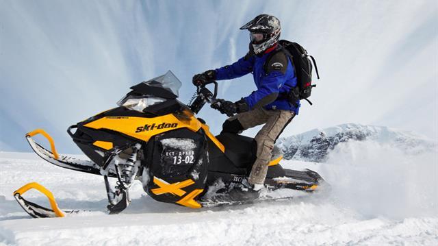 Ski снегоходы