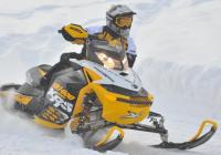 Снегоход с 800 кубовым двигателем