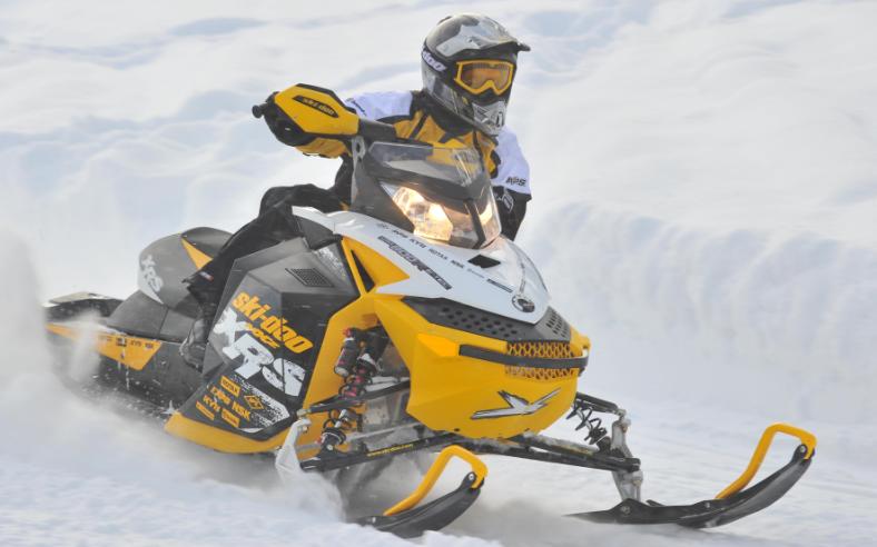 Снегоход 800