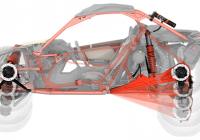 Подвеска на Maverick X3