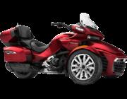 2017 SPYDER F3 LTD SE6