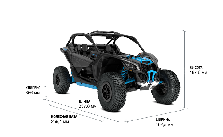 maverick-x-rc-specs