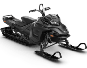 2019 BOONDOCKER DS 4100 850 E-TEC BLACK EDITION SHOT
