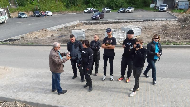 Spyder-тур по Тверской области 13-14 августа 2020г.
